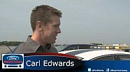 Ford NASCAR Drivers Excited About 2013 Fusion
