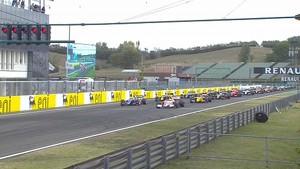 Formula Renault 3.5 Hungaroring News 2012 - Race 2