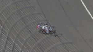 2012 - IndyCar - Fontana - Qualification