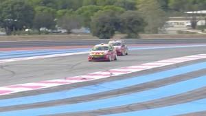 Eurocup Clio Paul Ricard News 2012 - Race 1