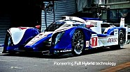 Toyota Racing 24 Hours of Le Mans 2012 Highlights