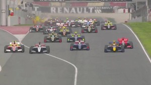 FR 3.5 Catalunya News 2012 - Race 1