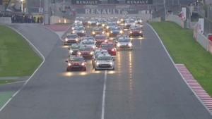 Eurocup Clio Catalunya News 2012 - Race 1