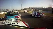 (UK) WTCC Japan 1 mistake throws victory away for Tom Coronel at Suzuka circuit FIA WTCC 2012
