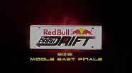 Red Bull Car Park Drift Regional Final 2012 Jordan