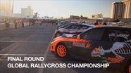 Subaru PUMA Rallycross Team race to the finals at GRC SEMA Las Vegas