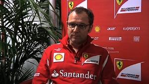 Scuderia Ferrari 2012 - Brazilian GP Preview - Stefano Domenicali