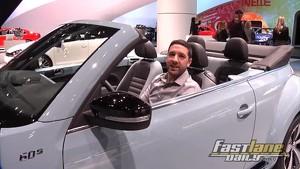 2012 LA Auto Show Day 3 - BMW i8 Roadster, Bentley GT3 Cup Car, Kia, & More!