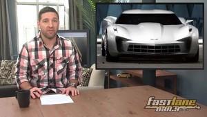 LFA Done, F-150 Concept, 2014 Corvette, GM Buys Shares, & Carbon Motors TX7!