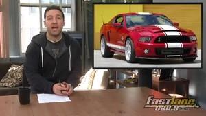 Audi E-Tron Axed, Shelby's in Detroit, Audi's in Detroit, Land Rover in Dakar, & CoW!