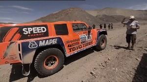 Dakar 2013 - Stage 12 - Fiambala to Copiapo
