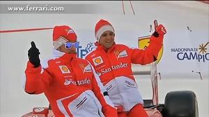 Wrooom 2013 – Meeting the fans in the piazza - Felipe Massa