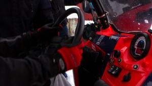 Red Bull Polaris Snow Buggy Race
