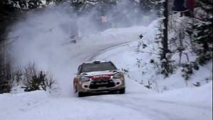 WRC 2013 Rally Sweden