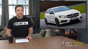 Audi S3 Sportback, Mercedes E63 AMG Black Series, New Lamborghini, BMW M135i, Owl Stuck In A Ford!