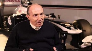 Sir Frank Williams on the new FW35 and the Season ahead