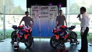 MEEN Motorsports Team Launch 2013