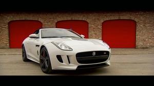 New Jaguar F-TYPE V8 S sports car recreates historic sprint test