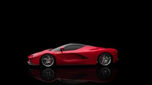 LaFerrari – focus on architecture