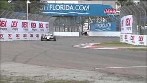 IZOD IndyCar Qualifying Highlights From St Petersburg