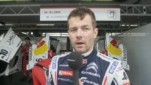 Sebastien Loeb, Alvaro Parente win the opening race