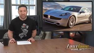 Z/28 Camaro Rival, MINI to BIG, Fisker Layoffs, Lamborghini Miura Burns, & CoW!