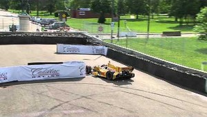 2013 Chevrolet Indy Dual in Detroit Race 2 Qualifying / Morning Warm-Up for Race 1