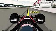 2013 Virtual Lap of The Milwaukee Mile
