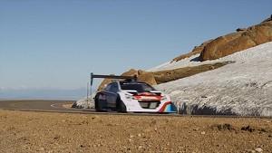 King Of The Peak 2013: Sebastien Loeb Pikes Peak First Testing