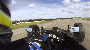 Racers helping Racers, Incredible Video