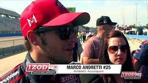 2013 Milwaukee Firestone Indy Lights and IndyCar Qualifying