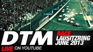 DTM - Lausitzring 2013 - Race (Re-Live)