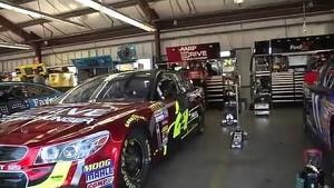 GarageCam Replay: Behind the Scenes at Sonoma