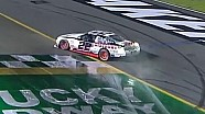 Keselowski Does a Burnout in the Rain! | Feed The Children 300, Kentucky