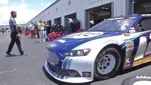 Kentucky Speedway Sprint Cup GarageCam replay