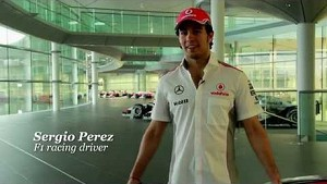 Sport is GREAT BRITAIN: Sergio Perez talking about life with McLaren