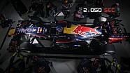 Infiniti Red Bull Racing 2013: Art Of The Pit Stop
