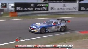 FIA GT Series - Netherlands - Qualifying Race - Zandvoort - As Streamed
