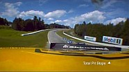 2013 Mosport - In Car Winning Corvette - ALMS - Tequila Patron - ESPN - Sports Cars - Racing - CTMP