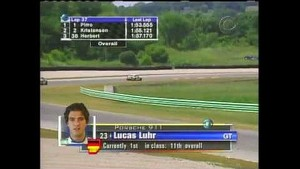 2002 Road America Race Broadcast - ALMS - Tequila Patron - ESPN - Sports Cars - Racing - USCR