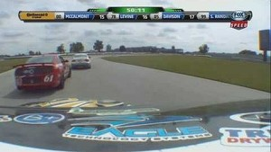 Brickyard Sports Car Challenge Top 3 Moments