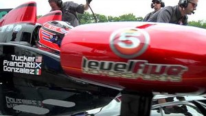 Level 5 Motorsports Race at Road America 2013