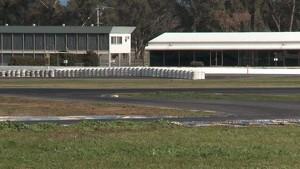 Nissan global racers get Aussie V8 Supercar feeling
