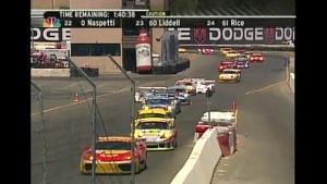 2003 Sonoma Race Broadcast - ALMS - Tequila Patron - ESPN - Sports Cars - Racing - USCR