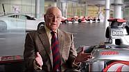 Murray Walker looks back at 50 years of McLaren