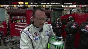 2013 Baltimore Race Broadcast - ALMS - Tequila Patron - ESPN - Sports Cars - Racing - USCR