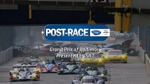 2013 Baltimore Race Recap - ALMS - Tequila Patron - ESPN - Sports Cars - Racing - USCR