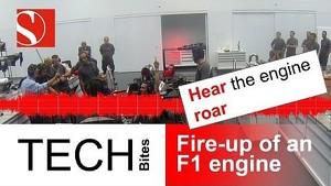 Tech Bites: Fire-up of an F1 engine - Sauber F1 Team