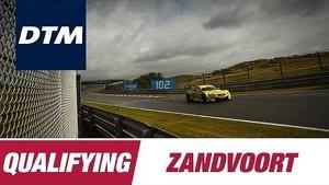 DTM Zandvoort Qualifying - LIVE