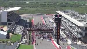 2013 COTA Muscle Milk Pickett Racing highlight video